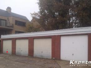 Garage te huur in 3550 Heusden-Zolder