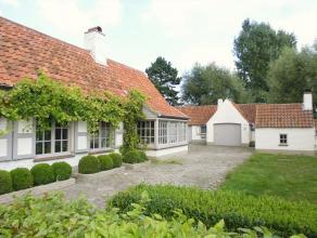 Huis te koop in 8380 Dudzele