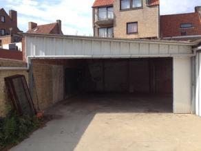 Garage te huur in 8470 Gistel