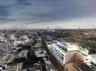 Dit 3-slaapkamer appartement bevindt zich op de 4e verdieping van het luxueuze boetiekproject Something South, gelegen op het Antwerpse Zuid. Het gaat