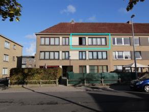 Praktisch 2 slaapkamer appartement op de tweede verdieping gelegen te Male, Sint-Kruis. Openbaar vervoer, winkels en scholen zijn in de onmiddellijke