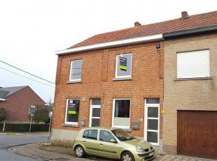 Zin in een renovatieprojectje van je eigen woning?<br /> Nieuwe ramen en een recente verwarmingsketel zijn reeds voorzien.<br /> De woning bestaat uit