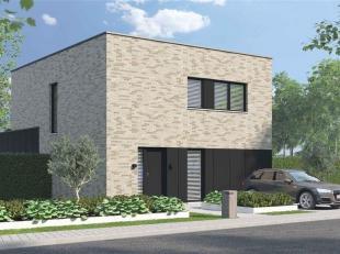 Moderne sleutel-op-de-deur woning in een rustig woonerf.<br /> Een mooi rechthoekig perceel met een oppervlakte van 6a 07ca in een doodlopende straat.
