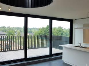 Dit hypermoderne duplex appartement is voorzien van 2 slaapkamers die zeer goed thermisch en akoestisch geïsoleerd zijn. Deze kamers zijn goed vo