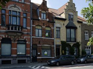 Deze te renoveren stadswoning staat aan de rand van Brugge en heeft als indeling:<br /> Inkomhal, voorplaats, woonkamer met keuken, veranda en zonnige