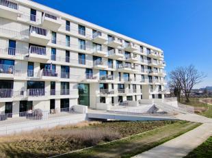 Twee slaapkamer nieuwbouwappartement aan het prachtige Vianderdomein te Tienen met o.a. een bewoonbare oppervlakte van 98 m², ruime woonkamer met