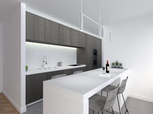 Volledig vernieuwd appartement met twee slaapkamers en een bewoonbare oppervlakte van 115 m2 gelegen in Heverlee (Leuven). Zeer goede ligging in nabij