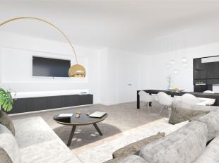 Volledig vernieuwd appartement met twee slaapkamers en een bewoonbare oppervlakte van 111 m2 gelegen in Heverlee (Leuven). Zeer goede ligging in nabij
