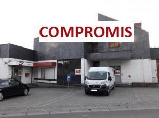 COMPROMIS bpost wordt huurder van de agentschap aan 5.700/jaar  handelshuur.Partijen komen overeen dat zij gelijktijdig met de ondertekening van de ve