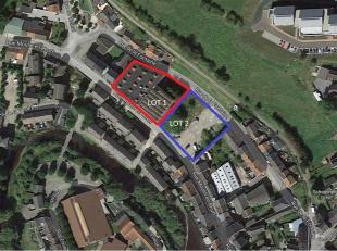 LIMBOURGTerrain avec permis pour la réalisation dun projet de 28 lofts dans un environnement magnifique, prix 335.000 euro + 70.000 euro pour l