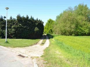 TERVURENDeze grond van 47a 1ca is uitstekend gelegen in een groene omgeving en bevindt zich op wandelafstand van het centrum van Tervuren. Hier treft