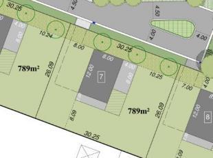In het residentiële deel van Lummen, gelegen in Linkhout, bieden wij slechts 8 uiterst gunstig georiënteerde bouwgronden aan voor open bebou
