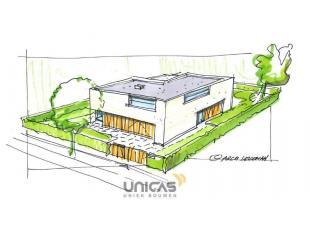 UNICAS biedt dit mooie woonproject aan op wandelafstand van de zeedijk! Gelegen langs een rustige straat heeft u de mogelijkheid om een open bebouwing