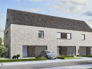 In Groeningheveld te Harelbeke, langsheen de Stedestraat, bouwt Unicas 18 energiezuinige woningen in verschillende architectuurstijlen. Los van de arc
