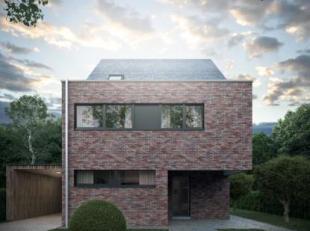 Gelegen in Overboelare, een dorp met een krachtige dynamiek in een oase van groen en rust, bieden wij deze strak hedendaagse nieuwbouwwoning aan! Deze