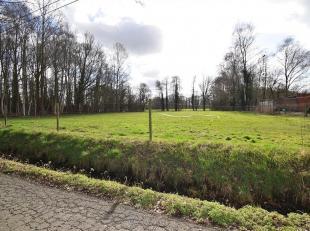 Goed gelegen perceel landbouwgrond, links naast de chirogebouwen in de Blokstraat. Deze grond van ca. 35are ligt langs de weg en is daardoor makkelijk
