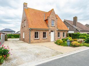 Deze alleenstaande eigendom is gelegen in een rustige woonwijk in Gits (Hagebroekstraat 8) en dit op wandelafstand van bakker, slager, supermarkt, ope