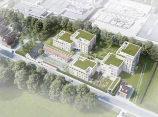 Project 'Ghellinckpark'.<br /> Prijs appartementen vanaf 215 000 EUR excl. kosten met keuze tussen 1, 2 of 3 slaapkamers! Het ontwikkelingsproject omv