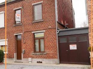 """""""SOUS OPTION"""" Maison 3 façades de 160m² sur 4,86 ares, 3/4 chambres, garage, Terrasse et jardin. Maison dans Rue sans issue.Electricit&eac"""