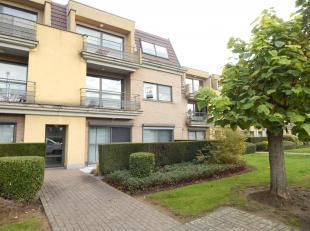 Kraaknet eenslaapkamer appartement te koop in rustig gebouw nabij centrum Diegem en alle faciliteiten en aansluiting met Ring, E40, Woluwelaan, Diegem