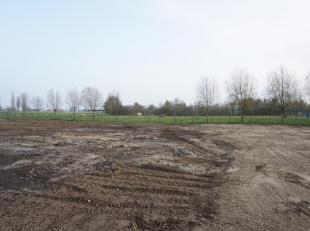Een groot stuk bouwgrond (4163m²) met vergunning voor riant landhuis (GEEN BOUWVERPLICHTING!) met eventueel tal van polyvalente bijgebouwen, tuss