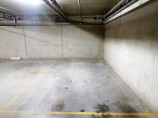 """Ondergrondse parkeerplaats P8 gelegen in """" Residentie Stationsstraat 37 """""""