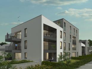 """Nieuwbouwappartement gelegen op de 1ste verdieping in Residentie """" De Waterkant"""" te Herentals. <br /> Het project omvat 11 appartementen en 5 woningen"""