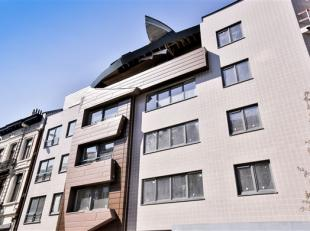 ANDERLECHT, (C52)  dans le tout nouveau projet CYAN, à 5 minutes à pied de la gare du Midi, dans un quartier en pleine évolution,