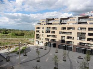 ANDERLECHT, Erasmus Gardens, magnifique appartement de ±95m² dans une nouvelle construction, agréable complexe.Il se compose de : l