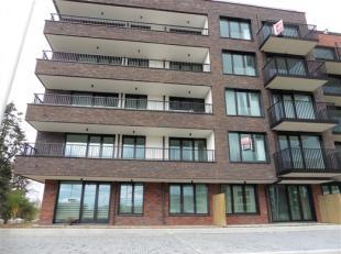 Erasmus Gardens, appartement de ± 60 m² situé au 1er étage d'un nouvel immeuble situé dans le tout nouveau projet pro