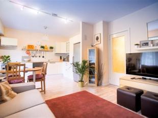 JETTE, proximité Bois de Dieleghem, très beau studio de ± 45m² composé comme suit : hall d'entrée, toilette s&