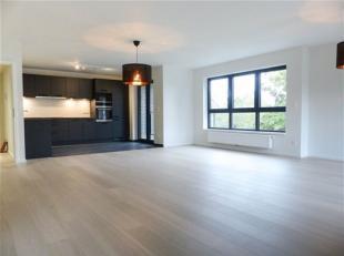 Braine-l'Alleud, dans un environnement calme et verdoyant, proche de la gare, Spacieux appartement neuf de 123m² habitables avec terrasses de 8m&