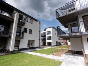 Clos des Désirs is een intieme residentie van 15 appartementen samengesteld uit 3 kleine gebouwen die uitgeven op een rustige en groene binnenp