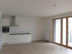 ETTERBEEK, quartier de la Chasse, studio neuf de ±48m² habitables pour première occupation! Il comprend: un hall d'entrée, u