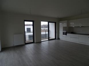 AUDERGHEM, Résidence Delvaux, appartement neuf pour première occupation de ± 100m² comprenant : un grand living, une cuisine