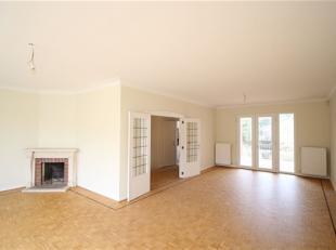 WOLUWE-SAINT-LAMBERT, Meudon/Heydenberg, magnifique maison entièrement rénovée de ±210m² habitables, comprenant, un g