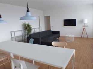 SAINT-JOSSE-TEN-NOODE, à deux pas de la place Madou, des Institutions Européennes, beau et lumineux appartement meublé de &plusmn
