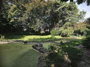 WOLUWE-SAINT-PIERRE, à proximité du parc Parmentier, des transports en commun et axes routiers, magnifique villa rénovée d