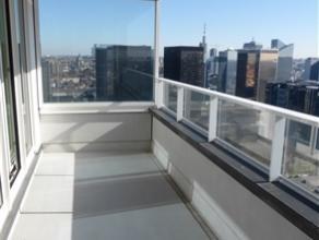 BRUXELLES, (29E) au 29ème étage de la toute nouvelle et prestigieuse tour UPSITE alliant luxe, modernité et sécurit&eacute