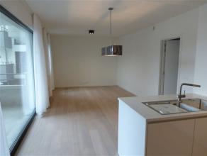 """BRUXELLES, sur le site exceptionnel """"UPSITE"""", face à Tour & Taxis -, magnifique appartement de ±95m² habitables situé au"""