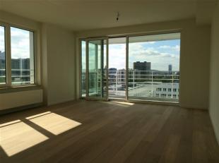 BRUXELLES, (12G) au 12ème étage de la toute nouvelle et prestigieuse tour UPSITE alliant luxe, modernité et sécurit&eacute