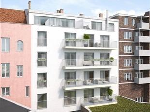 BRUSSEL  RESIDENTIE DUCAL Geweldig appartement met een oppervlakte van 90 m² met 2 slaapkamers en een ruim terras van 19 m², op de eerste ve