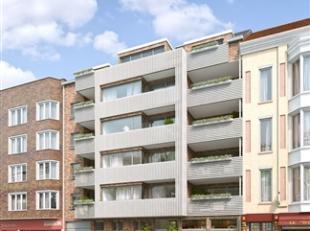 BRUXELLES - RESIDENCE DUCAL - Magnifique penthouse de 3 chambres dune surface de 118 m² avec une spacieuse terrasse de 30 m² dans un petit i