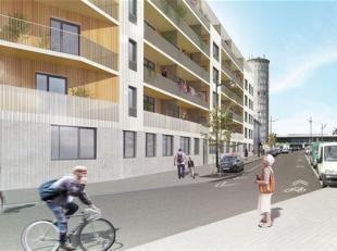 MOLENBEEK-ST-JEAN : Projet EMAILLERIE : une réelle opportunité : un prix sans concurrence. Appart 2ch 87m² + terrasse 10m². A