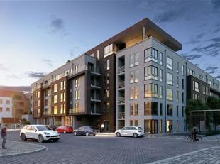 Brussel: MERCATOR GARDEN: De beste prijs-kwaliteitsverhouding in Brussel-Stad voor dit ruime appartement van 86 m² met 2 sl.k. In een levendige e