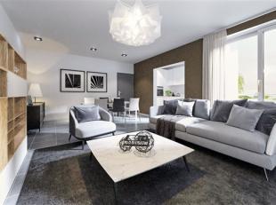 Brussel: MERCATOR GARDEN: De beste prijs-kwaliteitsverhouding in Brussel-Stad voor dit ruime appartement van 128 m² met 3 sl.k. en een terras van