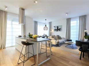 BRUSSEL: Kies voor een exclusieve levensstijl, met THE ONE! Prachtig ruim appartement van 139 m² met 3 slaapkamers gelegen op de 4e verdieping +