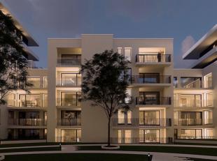 ATLANTIS  Waar stad en water elkaar vinden! :  Ontdek dit studio van 54 m² en een terras van 13 m² op gelijkvloers : hal - wc - ruime woonka