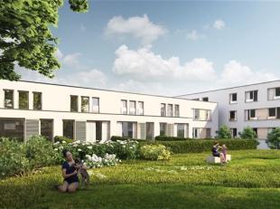 FOREST  Magnifique appartement avec une grande terrasse de 11m². Parfait pour une habitation personnelle. Le projet THE FOREST à 15 du cen
