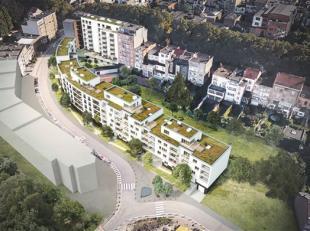 FOREST:Autour dunjardin de 27 ares apportant quiétude et tranquillité, les appartements du projet «LES SOURCES» souvrent sur